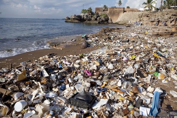 waste ocean